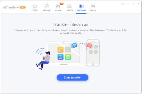 تحميل برنامج IOTransfer 3.2.1 Pro المدفوع مجانا للكمبيوتر